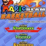 Mario Slam Basketball NDS Rom