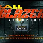 Ball Blazer Champions PS1 ISO