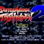 Battle Arena Toshinden 2 PS1 ISO