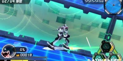 Battle Robot Damashii PSP ISO
