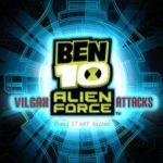 Ben 10 Alien Force Vilgax Attacks PSP ISO