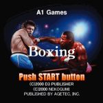 Boxing PS1 ISO