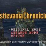Castlevania Chronicles PS1 ISO