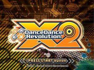 Dancedancerevolution x2 original soundtrack (cd, compilation.