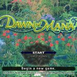 Dawn of Mana PS2 ISO