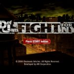 Def Jam Fight for NY PS2 ISO