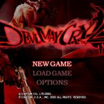 Devil May Cry 2 Dante Disc