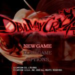 Devil May Cry 2 Lucia Disc PS2 ISO