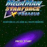 Megaman Starforce Pegasus NDS Rom