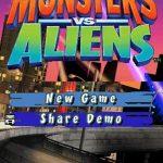 Monsters Vs Aliens NDS Rom