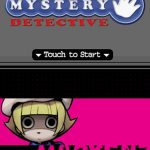 Mystery Detective NDS Rom
