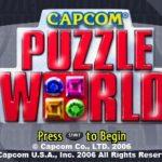 Capcom Puzzle World PSP ISO