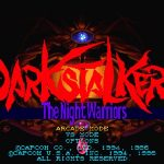 Darkstalkers The Night Warriors PS1 ISO