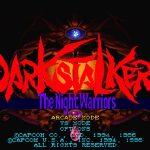 Darkstalkers The Night Warriors PS1 ISO
