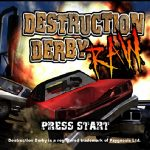 Destruction Derby Raw PS1 ISO