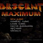 Descent Maximum PS1 ISO
