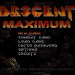 Descent Maximum PS1 ISO
