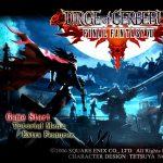 Dirge of Cerberus Final Fantasy VII PS2 ISO