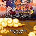 Naruto Ninja Council 3 NDS Rom