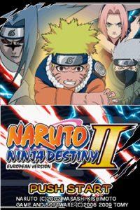 naruto shippuden ninja destiny 2 rom