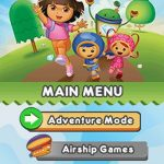 Nickelodeon Dora and Friends NDS Rom