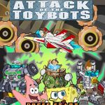 Nicktoons Attack of The Toybots NDS Rom