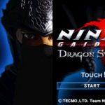 Ninja Gaiden Dragon Sword NDS Rom