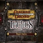 Dungeons And Dragons Tactics PSP ISO