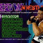 ECW Hardcore Revolution PS1 ISO