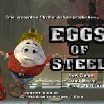Eggs of Steel PS1 ISO