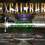 Excalibur 2555 A.D PS1 ISO