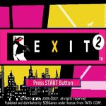 Exit 2 PSP ISO