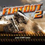 Flatout 2 PS2 ISO