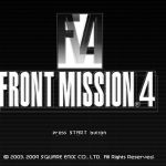 Front Mission 4 PS2 ISO
