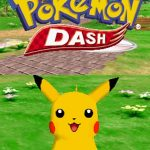 Pokemon Dash NDS Rom