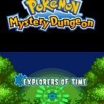 Pokemon Mystery Dungeon Explorers of Time NDS Rom