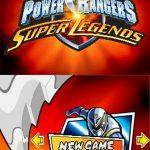 Power Rangers Super Legends NDS Rom