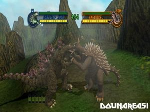 Godzilla Save The Earth PS2 ISO - Download Game PS1 PSP Roms
