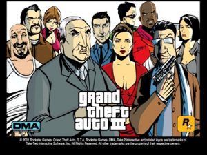 Grand Theft Auto 3 PS2 ISO - Download Game PS1 PSP Roms Isos