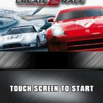 Race Driver Create & Race NDS Rom