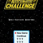 Retro Game Challenge NDS Rom