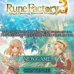 Rune Factory 3 NDS Rom