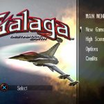 Galaga Destination Earth PS1 ISO