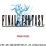 Final Fantasy PSP ISO