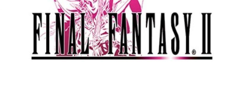 Final Fantasy 2 PSP ISO