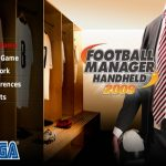 Football Manager Handheld 2009 PSP ISO