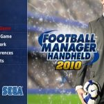 Football Manager Handheld 2010 PSP ISO
