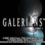 Galerians PS1 ISO