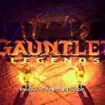Gauntlet Legends PS1 ISO