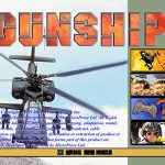 Gunship PS1 ISO
